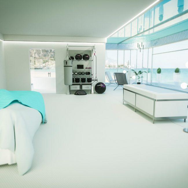 Cubo Indoor - Luxury Gym Indoor