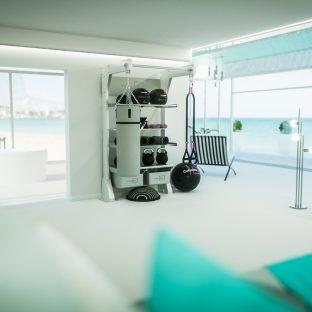 Cubo Indoor - Luxury Gym Indoor 2