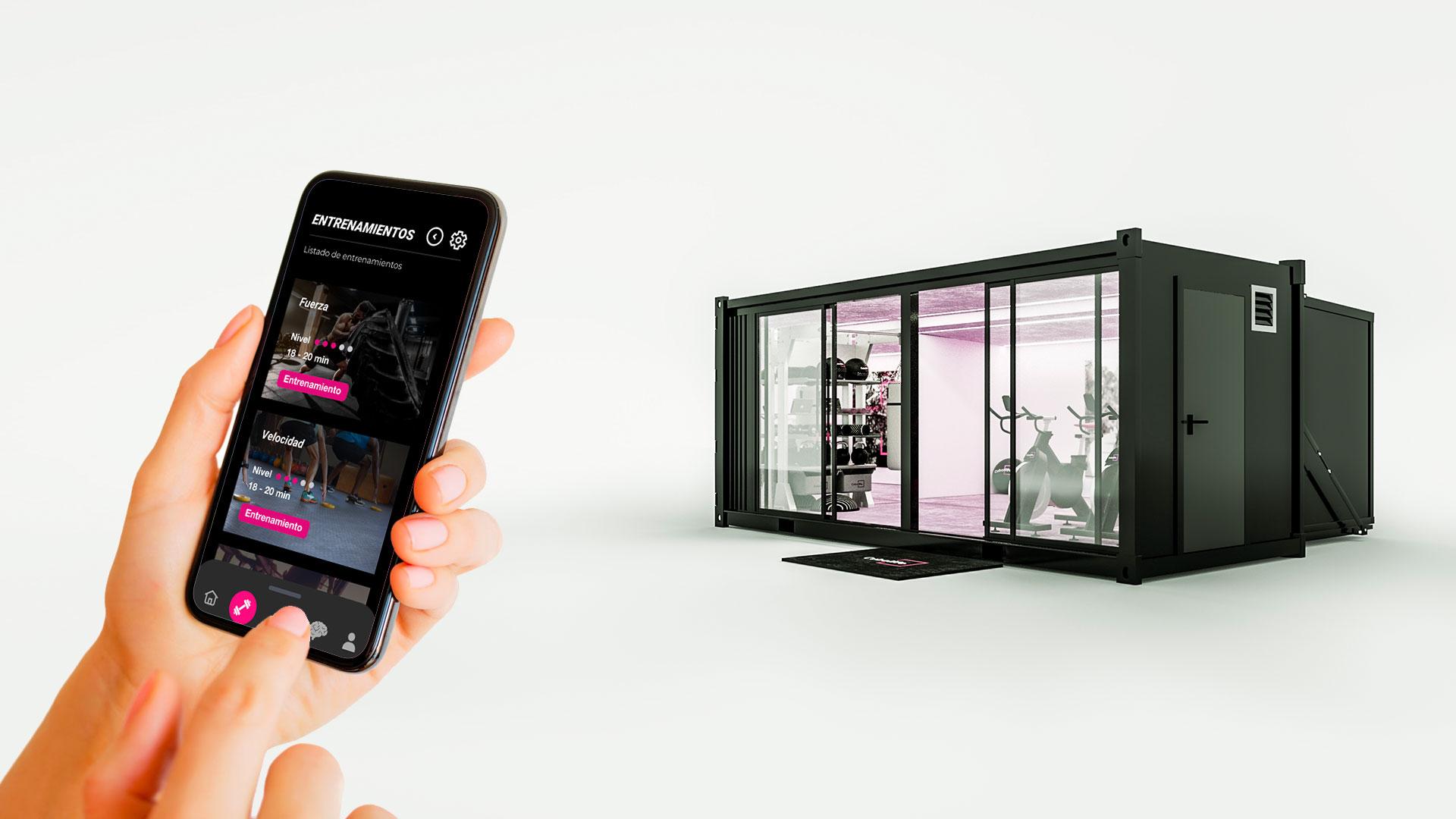 App Cubo Life - Slide
