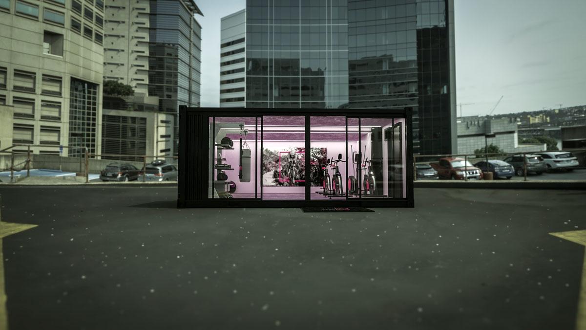 CuboLife - Gym en Azotea